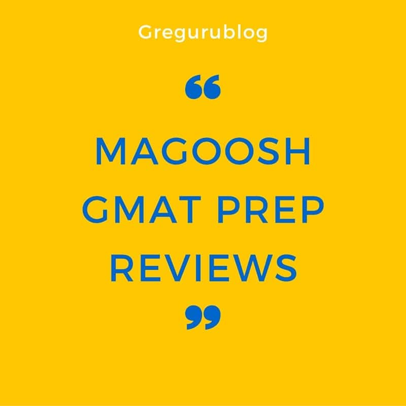 Magoosh Gmat Review