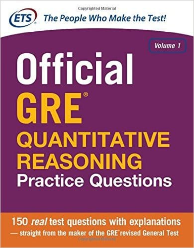 GRE study guide for Quantitative
