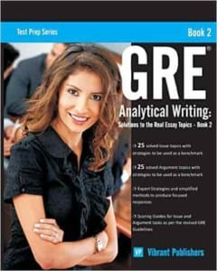 best gre prep book