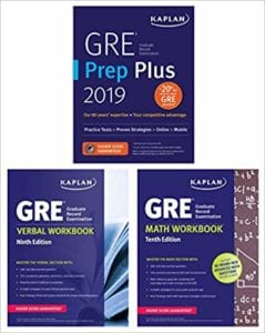 kaplan gre complete 2019 review
