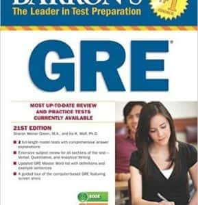 Best GRE Prep Books for 2018 | Test Study Guides