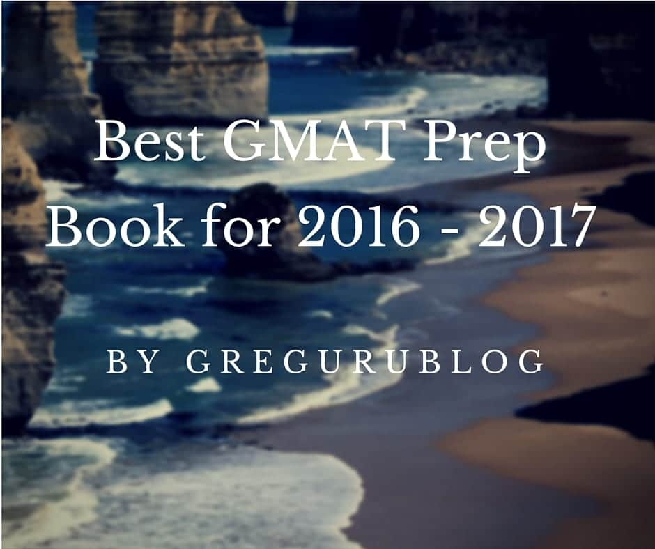Best GMAT Prep Book 2017