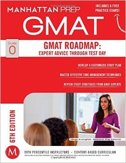 manhattan prep gmat roadmap review