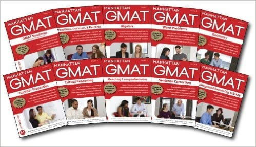 best Gmat prep book