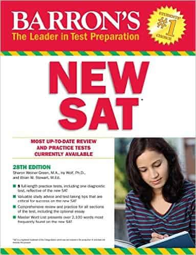 Which SAT study guides is most effective?
