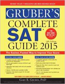 Old SAT study guide vs. new SAT study guide...?