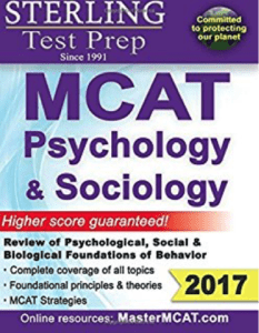 Sterling Test Prep MCAT