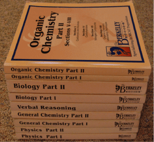 The Berkeley Review MCAT Complete Set-10 Books