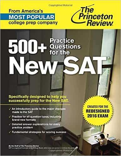 Updated for 2019] Top 10 Best SAT Prep Books and Study Guides